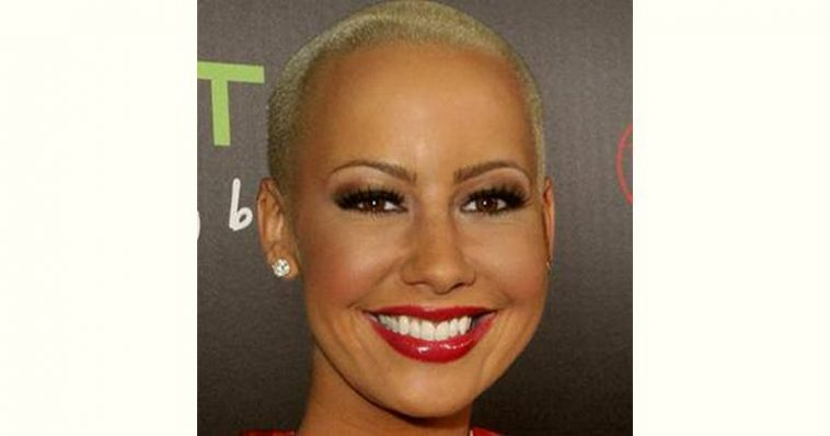 Amber Rose Age and Birthday