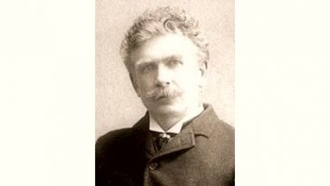 Ambrose Bierce Age and Birthday