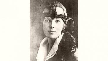 Amelia Earhart Age and Birthday