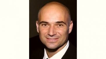 Andre Agassi Age and Birthday