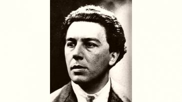 André Breton Age and Birthday