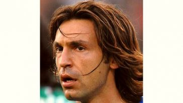 Andrea Pirlo Age and Birthday