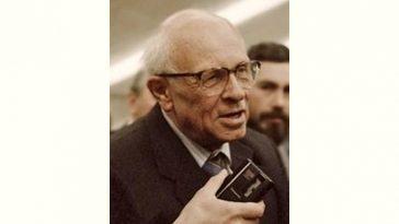Andrei Sakharov Age and Birthday