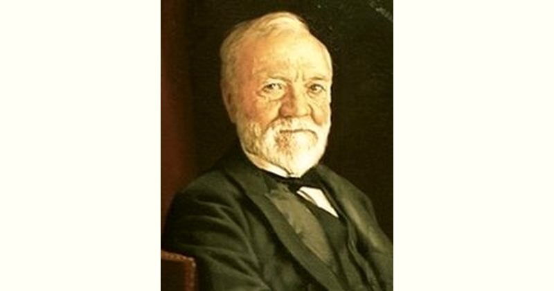 Andrew Carnegie Age and Birthday