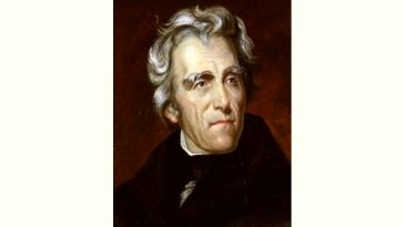 Andrew Jackson Age and Birthday