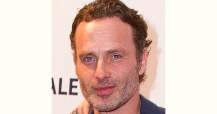 Andrew Lincoln Age and Birthday