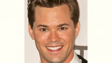 Andrew Rannells Age and Birthday
