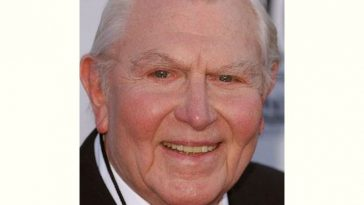 Andy Griffith Age and Birthday