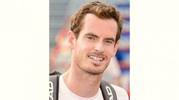 Andy Murray Age and Birthday