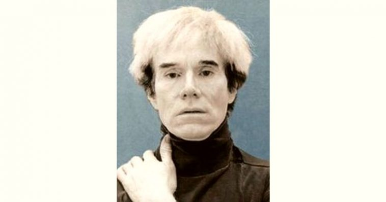 Andy Warhol Age and Birthday