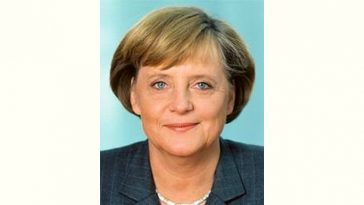 Angela Merkel Age and Birthday