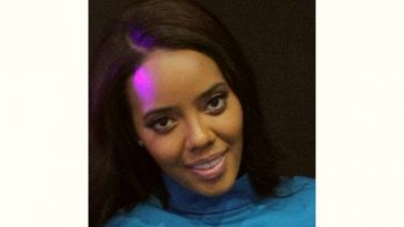 Angela Simmons Age and Birthday