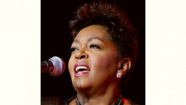 Anita Baker Age and Birthday