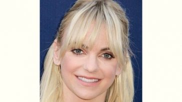 Anna Faris Age and Birthday
