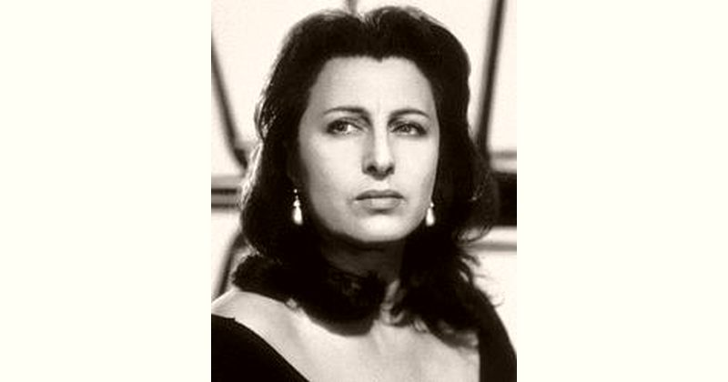 Anna Magnani Age and Birthday