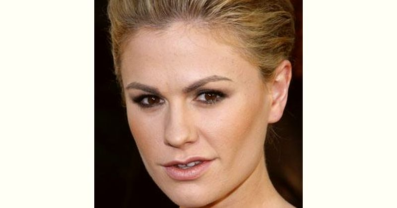 Anna Paquin Age and Birthday