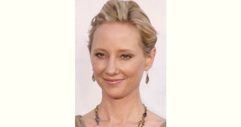 Anne Heche Age and Birthday
