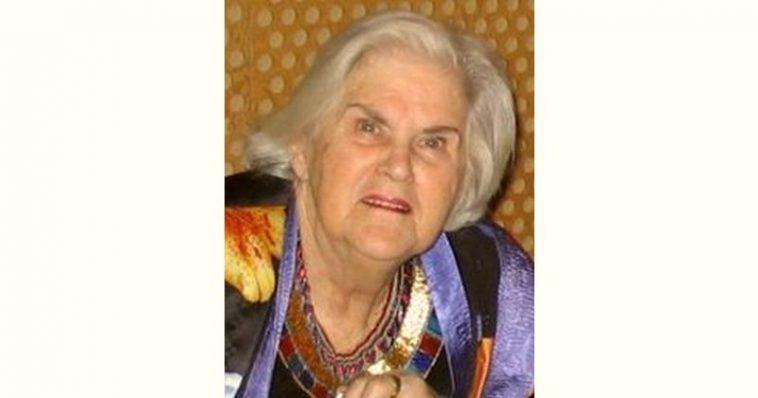 Anne McCaffrey Age and Birthday