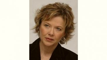 Annette Bening Age and Birthday