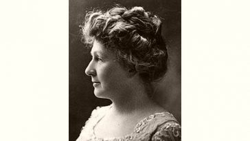 Annie Jump Cannon Age and Birthday