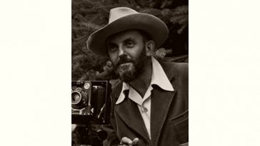 Ansel Adams Age and Birthday