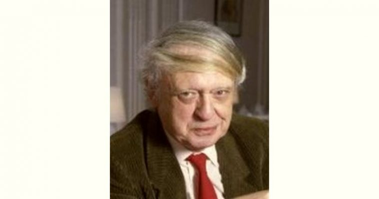 Anthony Burgess Age and Birthday