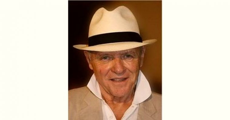 Anthony Hopkins Age and Birthday