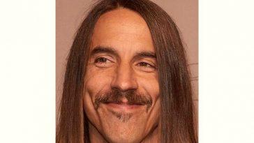 Anthony Kiedis Age and Birthday