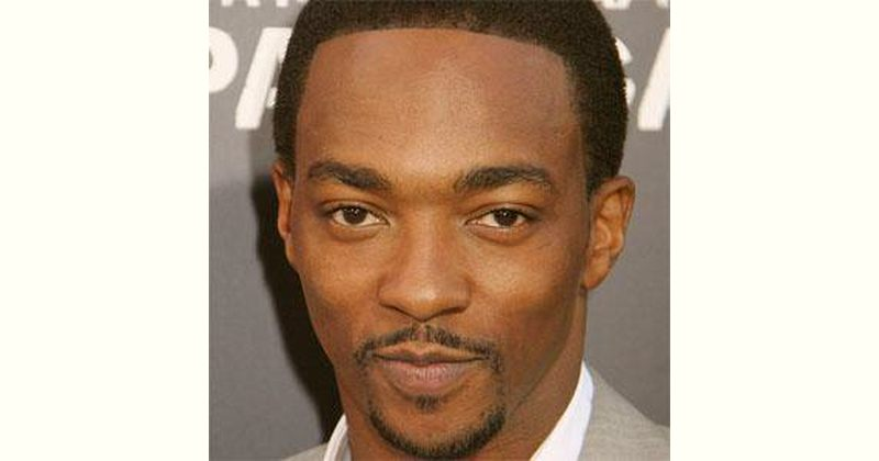 Anthony Mackie Age and Birthday
