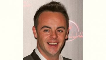Anthony Mcpartlin Age and Birthday