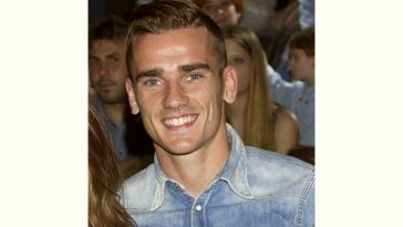 Antoine Griezmann Age and Birthday