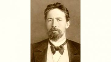 Anton Chekhov Age and Birthday