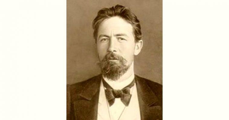 Anton Chekhov Age and Birthday