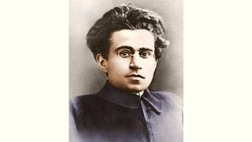 Antonio Gramsci Age and Birthday