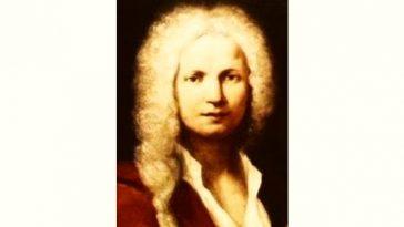 Antonio Vivaldi Age and Birthday