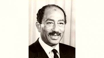 Anwar Sadat Age and Birthday