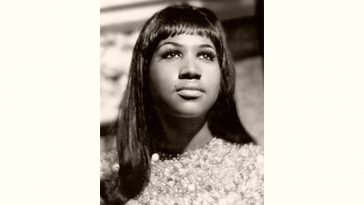 Aretha Franklin Age and Birthday