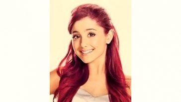 Ariana Grande Age and Birthday