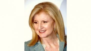 Arianna Huffington Age and Birthday