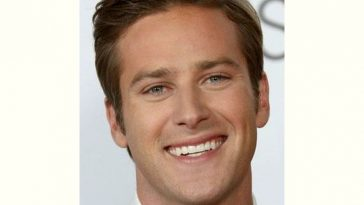 Armie Hammer Age and Birthday