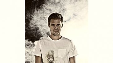 Armin Buuren Age and Birthday