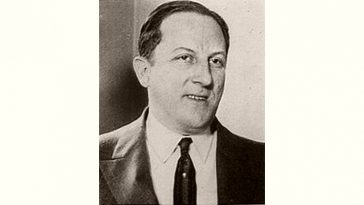 Arnold Rothstein Age and Birthday