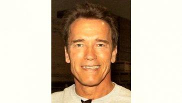 Arnold Schwarzenegger Age and Birthday