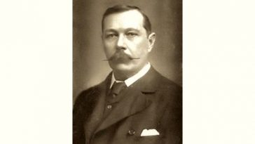 Arthur Conan Doyle Age and Birthday