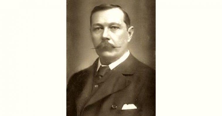 Arthur Conan Doyle Age and Birthday