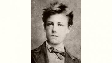 Arthur Rimbaud Age and Birthday