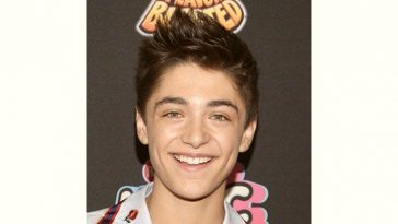 Asher Angel Age and Birthday