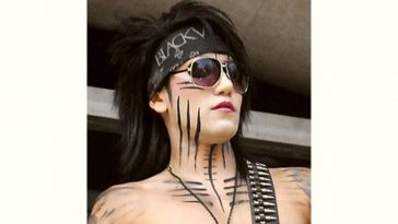 Ashley Purdy Age and Birthday