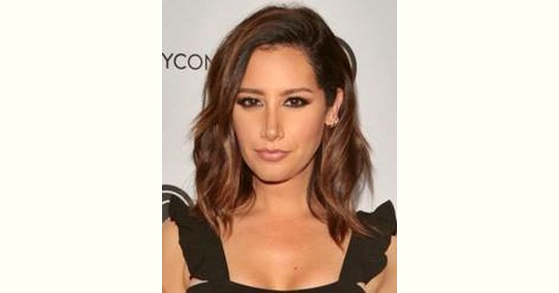 Ashley Tisdale Age and Birthday