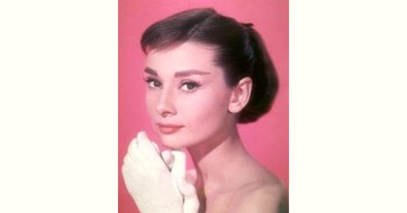 Audrey Hepburn Age and Birthday